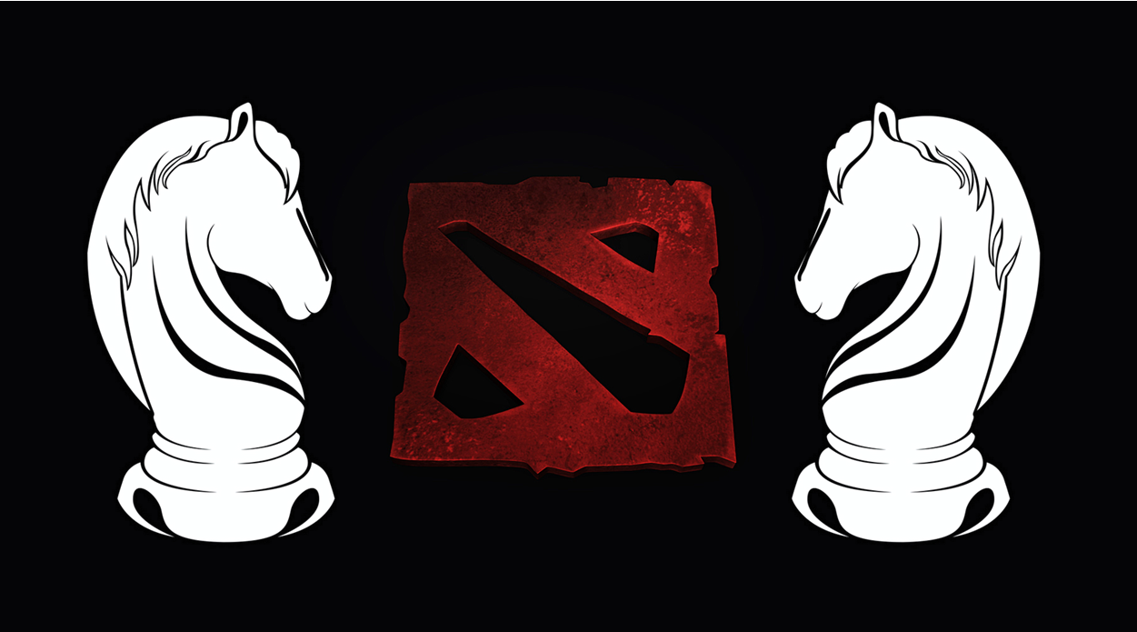 Dota 2: Knights, bishops and    demons? - Exploring Dota