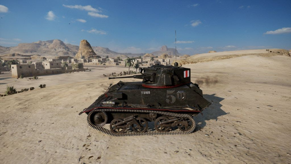 World of Tanks: Mercenaries Celebrates Five Years on