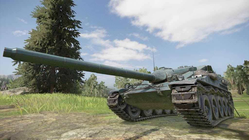World of Tanks: Mercenaries Celebrates Five Years on