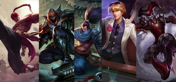 League Of Legends The 5 Support Champions Ad Carries Hate