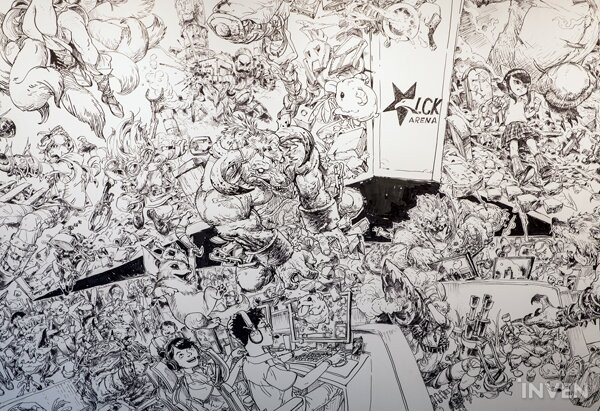 League Of Legends The Artist For The Lolpark And Riot Hq