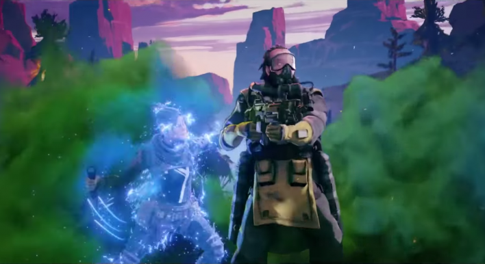 Apex Legends Player Numbers Reach 50 Million After One Month Of Life