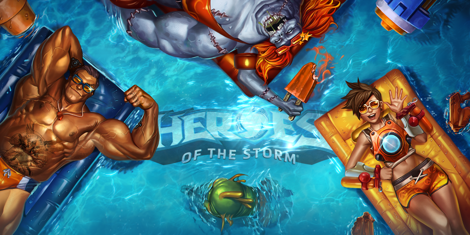 Heroes of the Storm: Despite cutting costs, HotS dev team is as