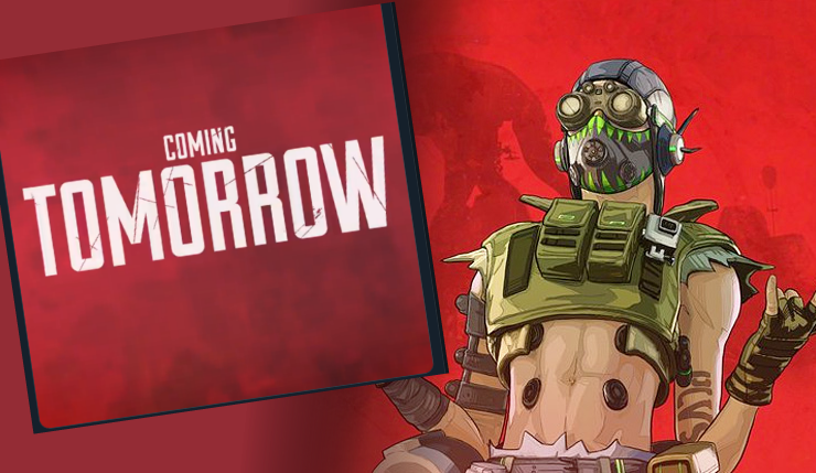Apex Legends Season One begins tomorrow