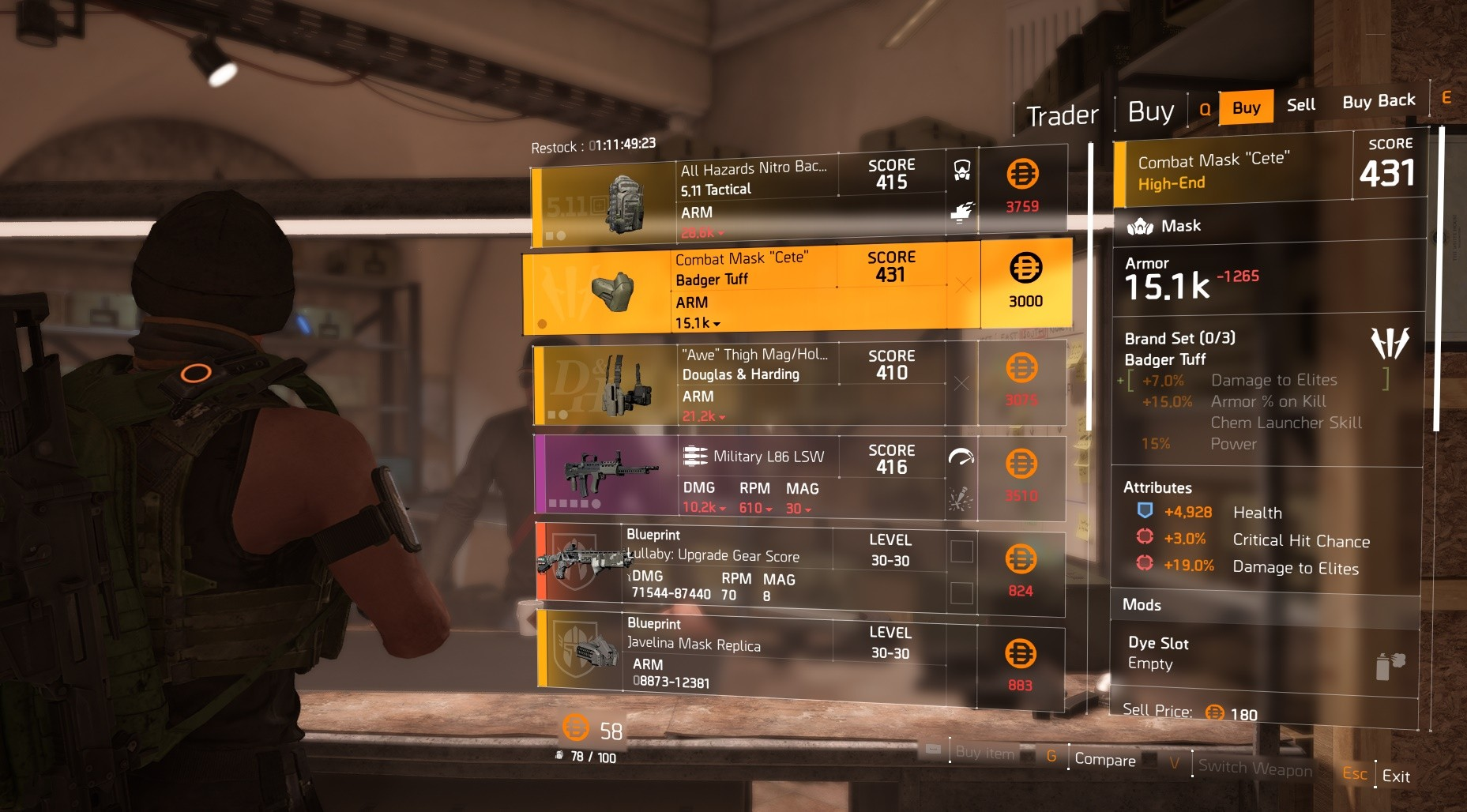 The Division 2 Endgame Guide: Best Ways to Raise Your Gear