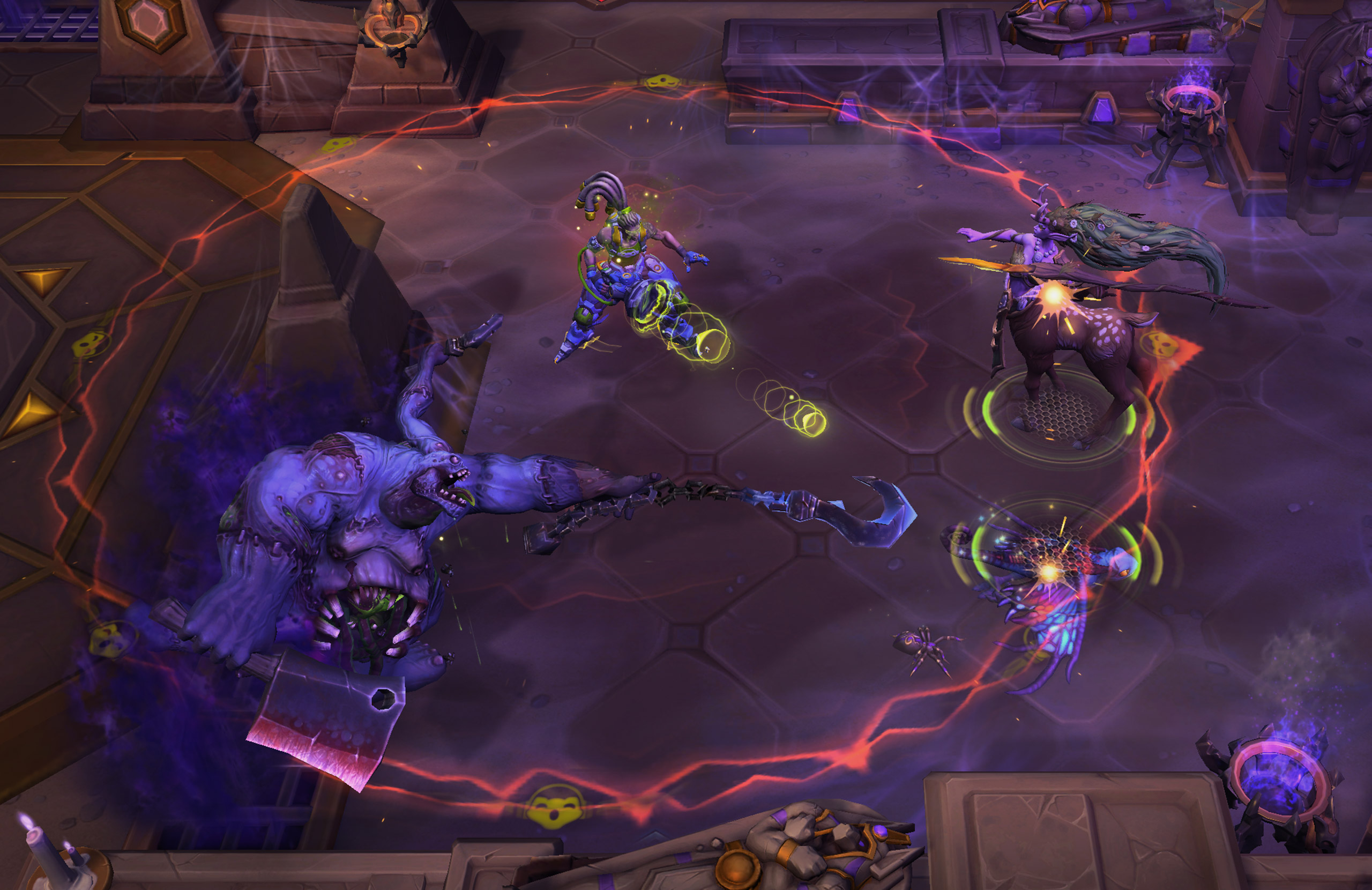 Heroes Of The Storm The Holistic Hero Rework Brett Crawford On Heroic Parity A Hero S Feel And More Inven Global Our site contains tons of hero builds, a talent calculator, charts, statistics, and much more! holistic hero rework brett crawford