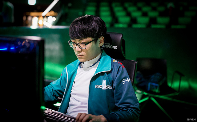 """League of Legends: DWG Showmaker: """"There's nothing really special ..."""