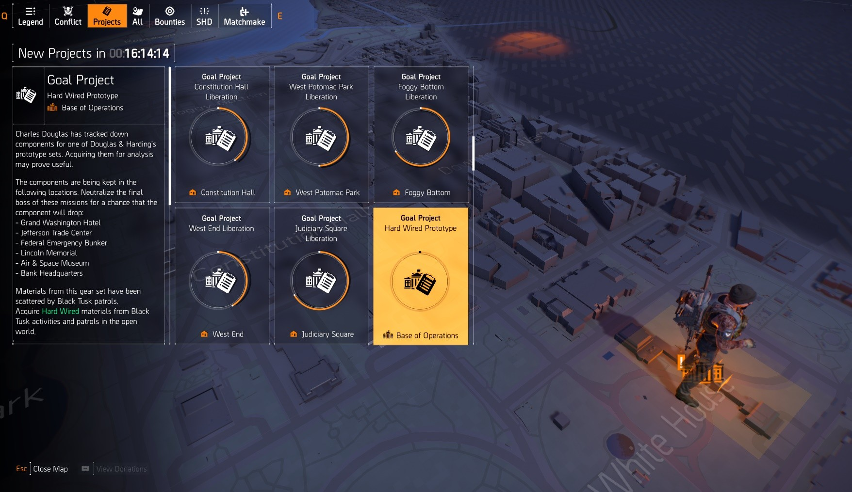 The Division 2 Guide: List of All Gear Sets, How to Obtain Hard