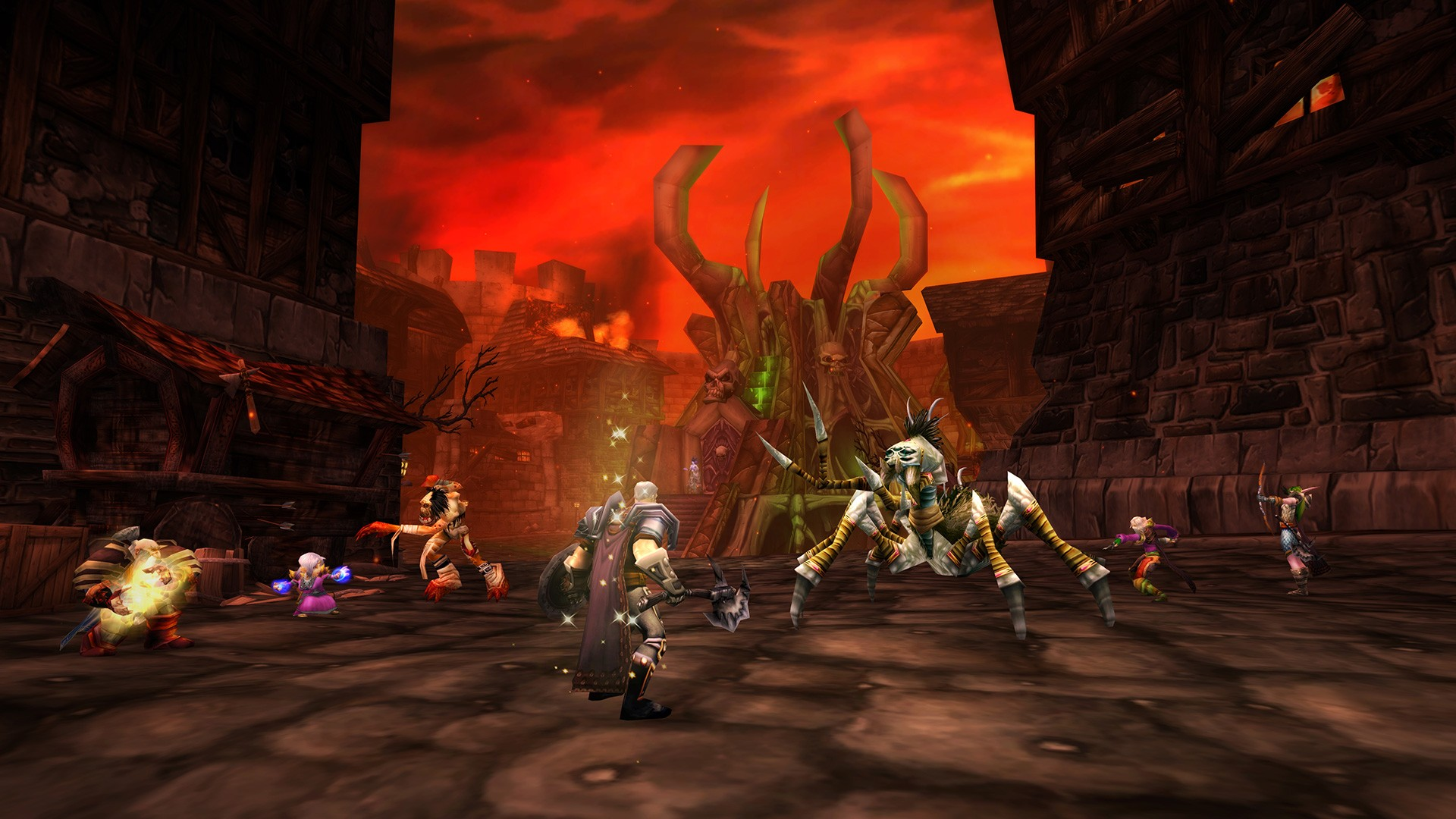 World of Warcraft Classic Launch and Stress Tests Dates Announced