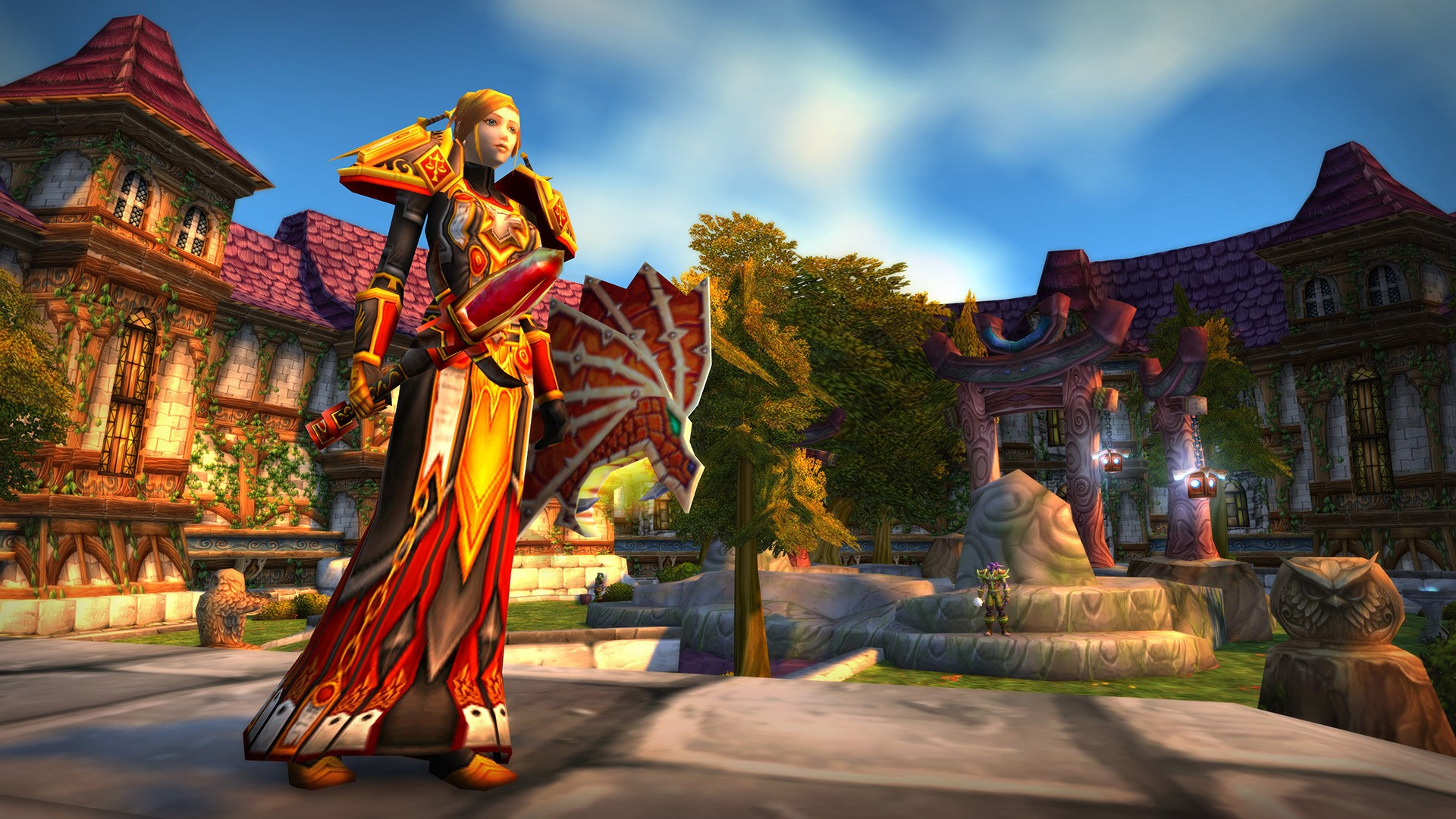 WoW Classic announces testing schedule, full launch on August 27
