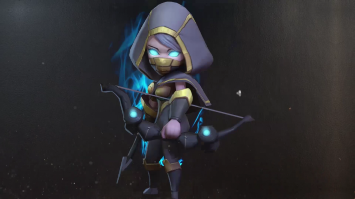 Dota 2: Auto Chess is now playable on iOS too, but you'll have to