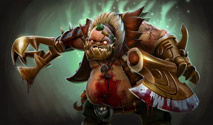 Dota 2: Early Alpha footage of Valve's Dota Underlords has been