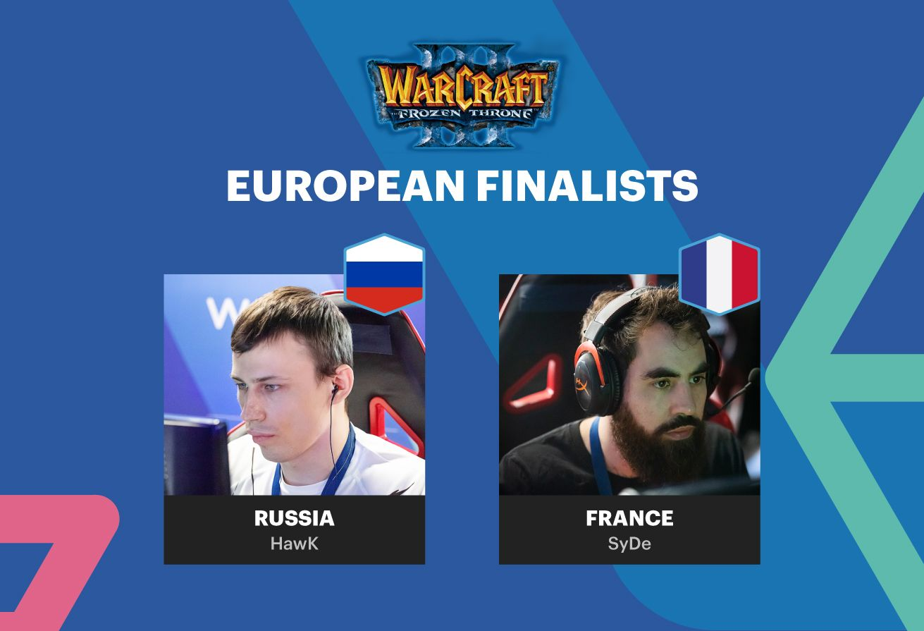 Russia and France made their way to Warcraft III Grand Final - Games