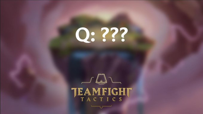 Teamfight Tactics] Likely to be Hitting PBE Tomorrow! - Riot