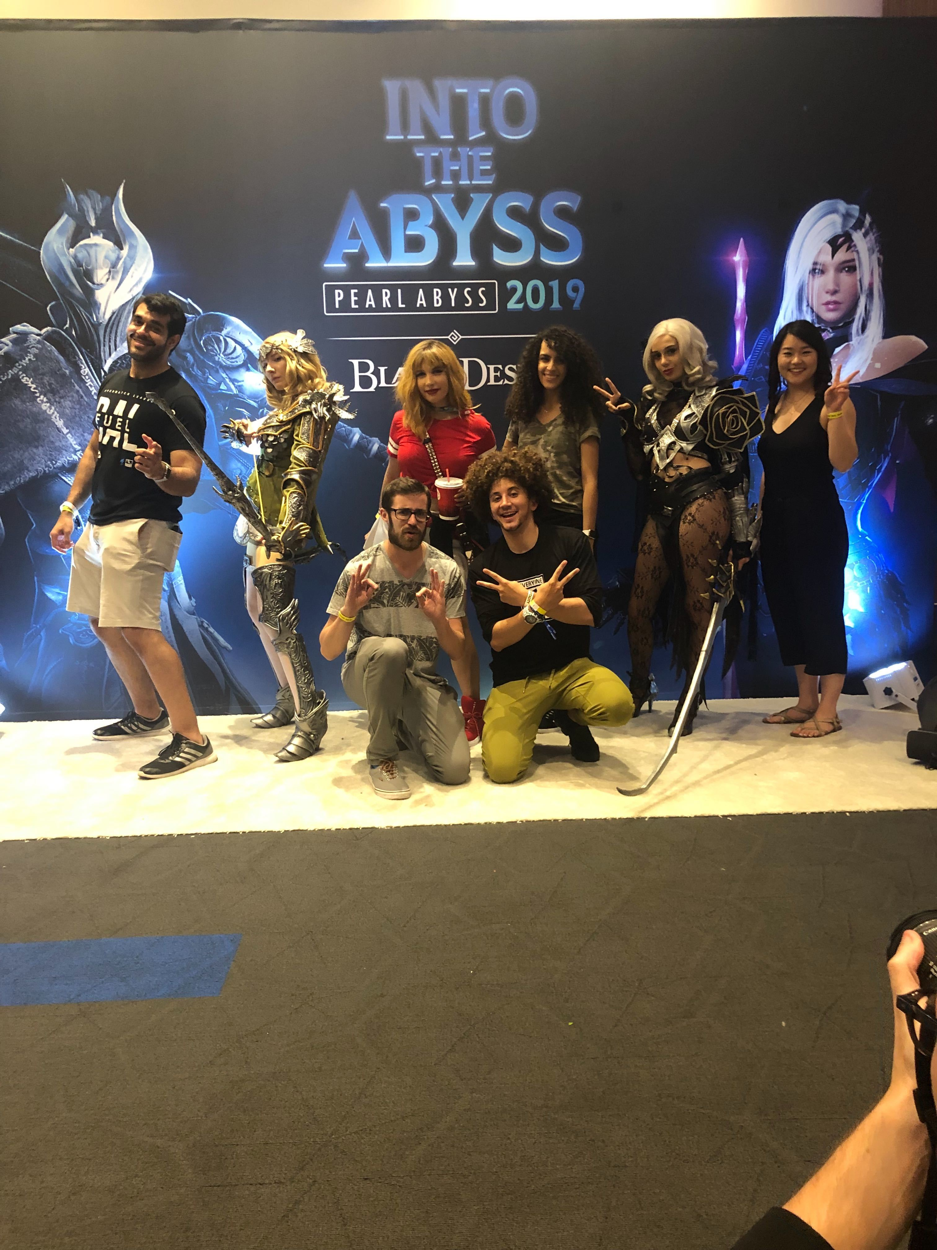 Pearl Abyss brings exclusive Black Desert Online fan event to E3