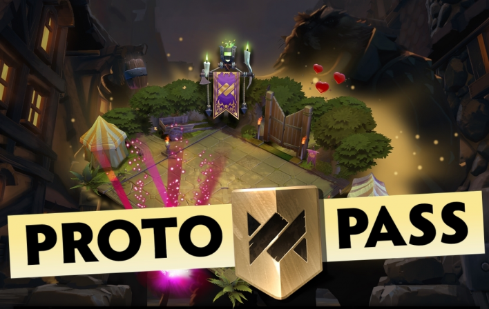 Dota Underlords Launches the Proto Pass, a Beta Battle Pass