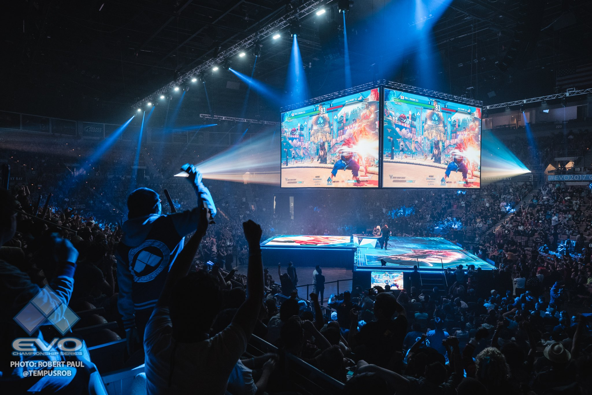 EVO 2019 entrant numbers revealed, numerous records broken - Inven