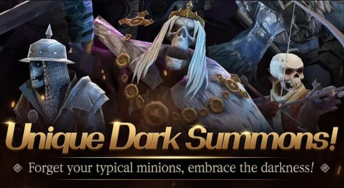 First Summoner Brings Manual Controls, Monster Tactics and Strategy