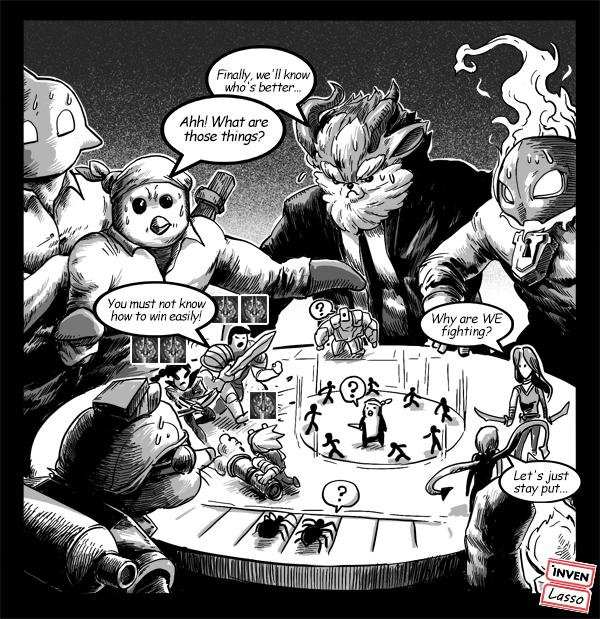 Teamfight Tactics: [Cartoon] Ready for Ranked? - TFT Still