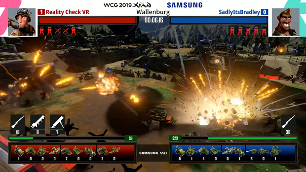 Final Assault Paves the Way for VR Esports at WCG - Inven Global