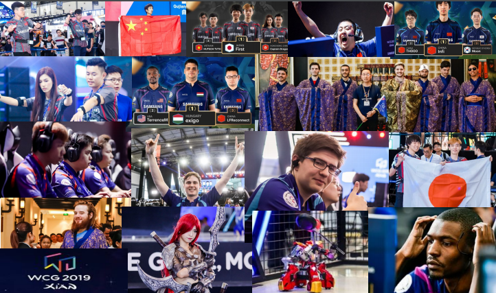 WCG 2019 has ended! - Games - Inven Global