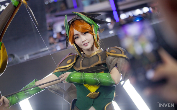 "Cosplayer Alodia Gosiengfiao: ""I want to be someone who can help ..."