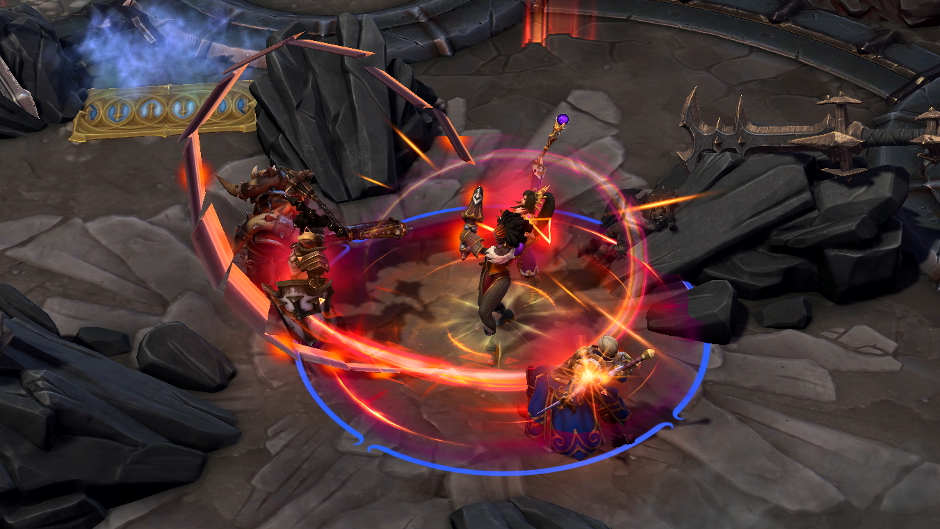 Heroes of the Storm: Qhira full talents and abilities