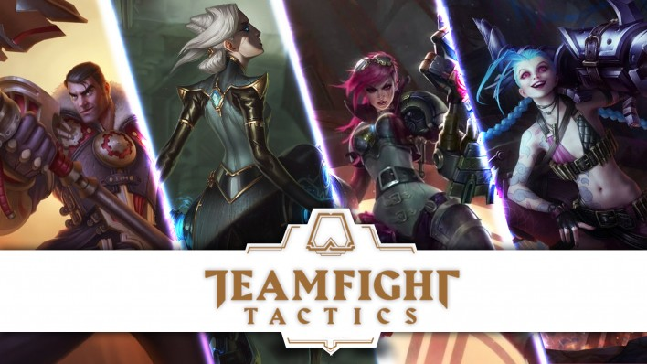 Teamfight Tactics - Everything You Want To Know About Hextech Origins And Champions