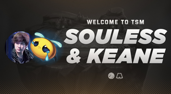 TSM signs Souless and Keane as organization's first Teamfight