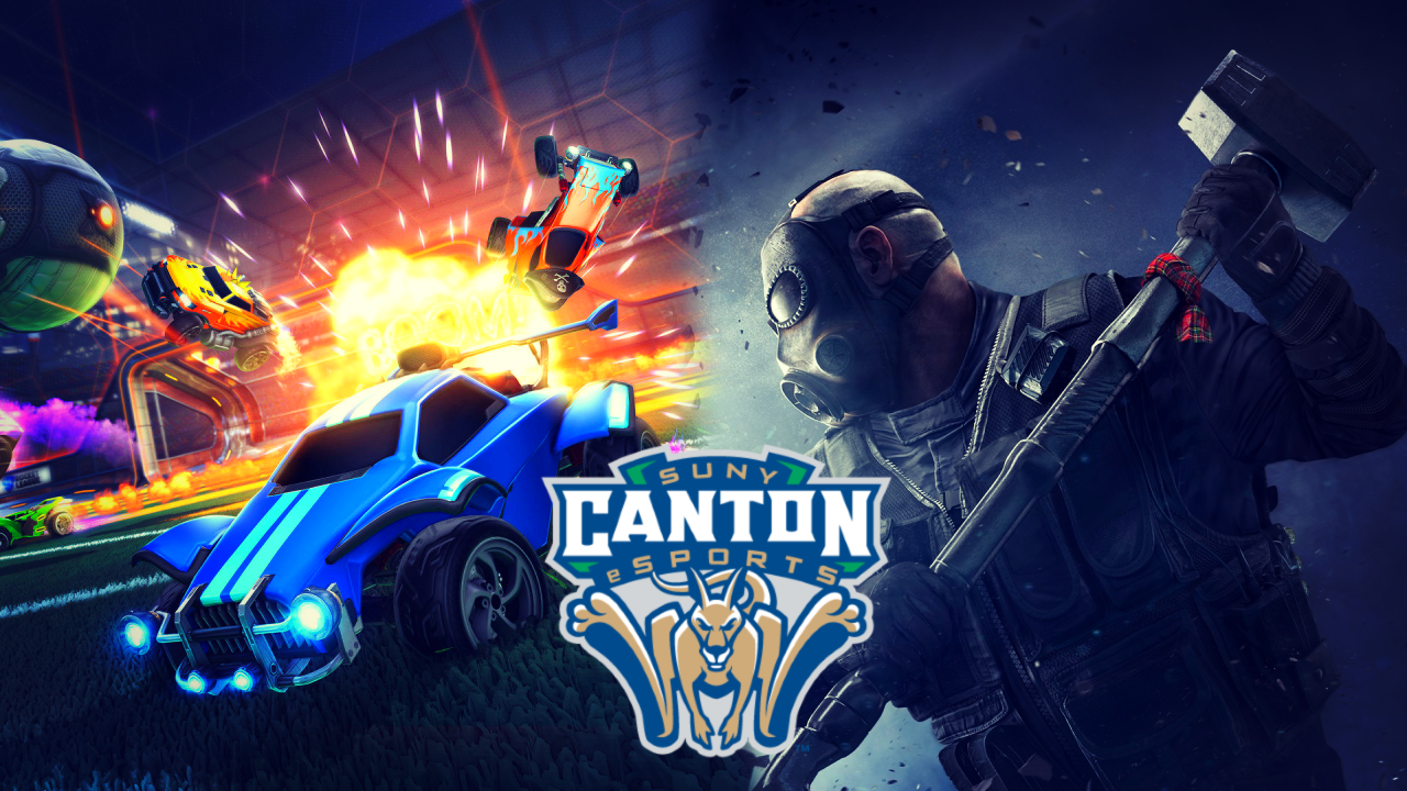 SUNY Canton Esports to add Rocket League and Rainbow Six