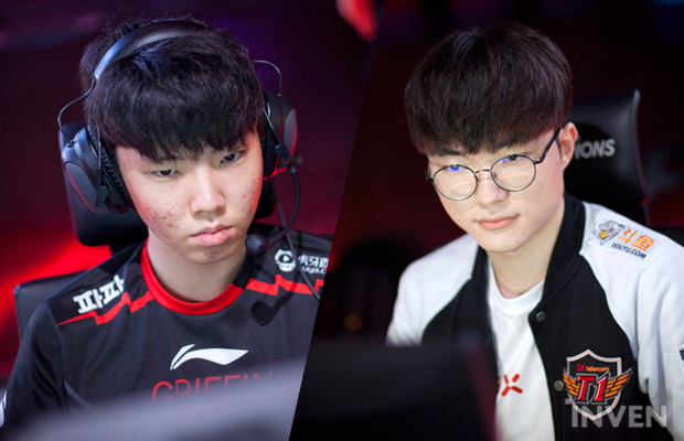 League of Legends: Revenge or Repeat? - Griffin and SK