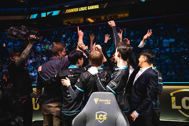 League of Legends: 2019 LCS Summer Playoffs 3rd Place Press