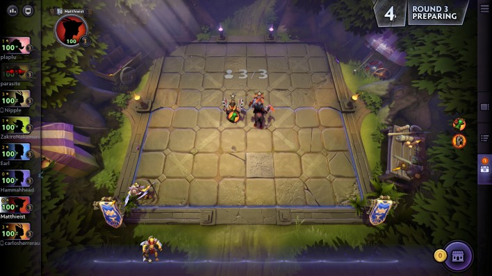 Dota Underlords is rapidly losing players  If the game wants
