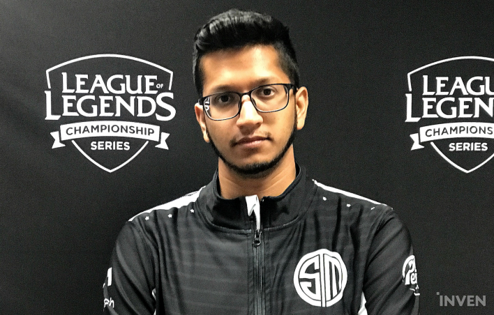 League of Legends: Parth addresses the TSM fans after loss