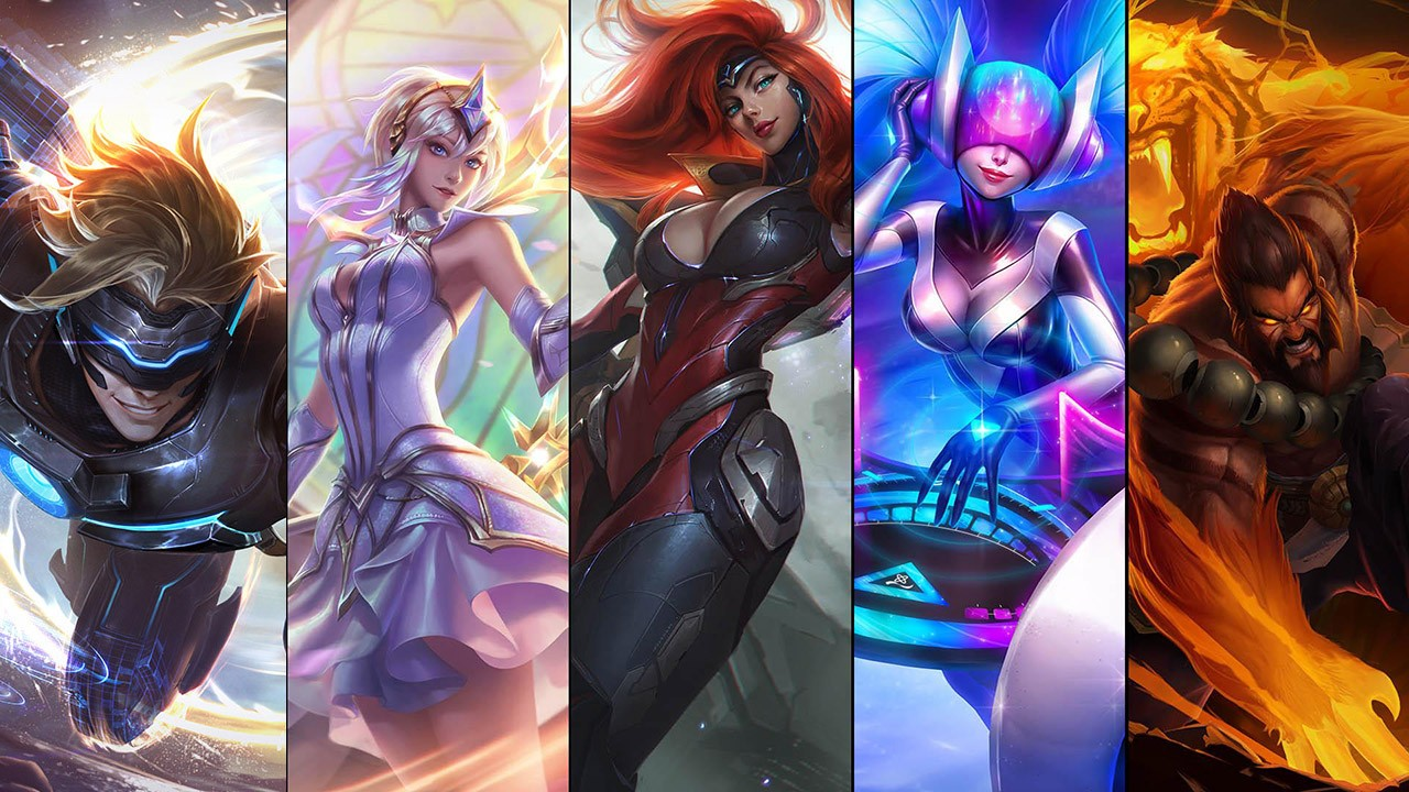 Pick'ems are back for the League of Legends World Championship ...
