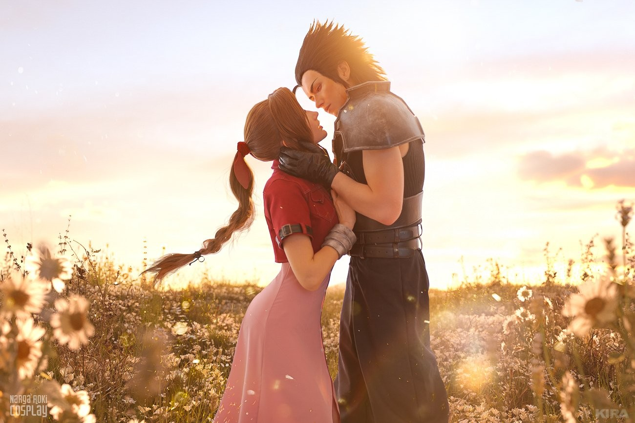 Do you think this confirms Cloud loved Aerith?