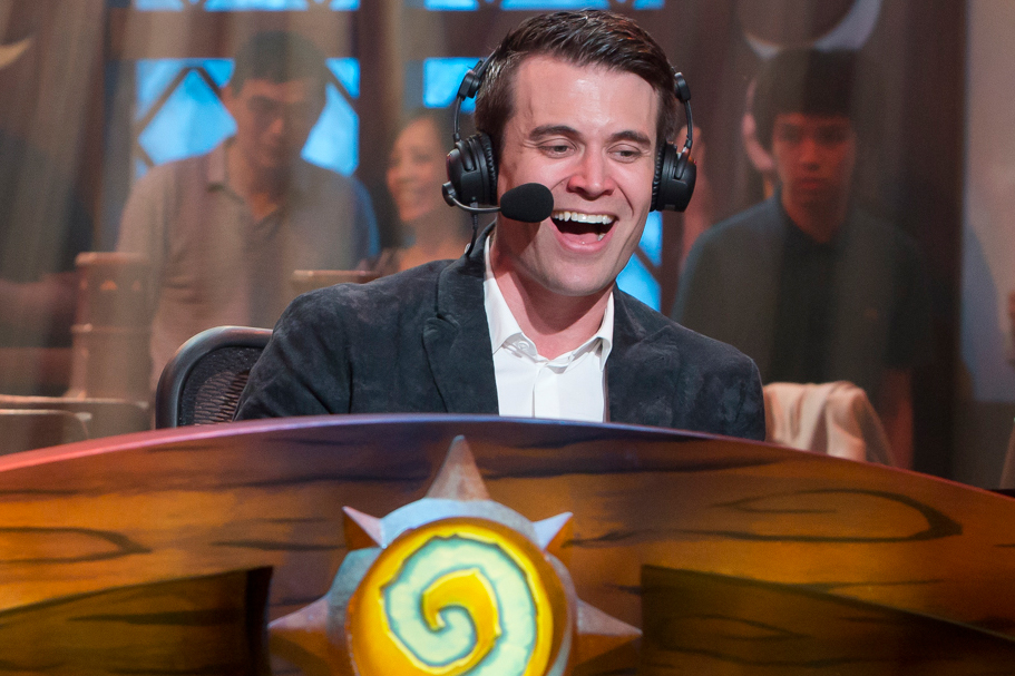 Blizzard employees stage walkout over Hearthstone pro-player ban