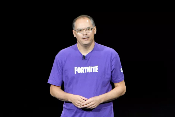 Bildresultat för epic games founder