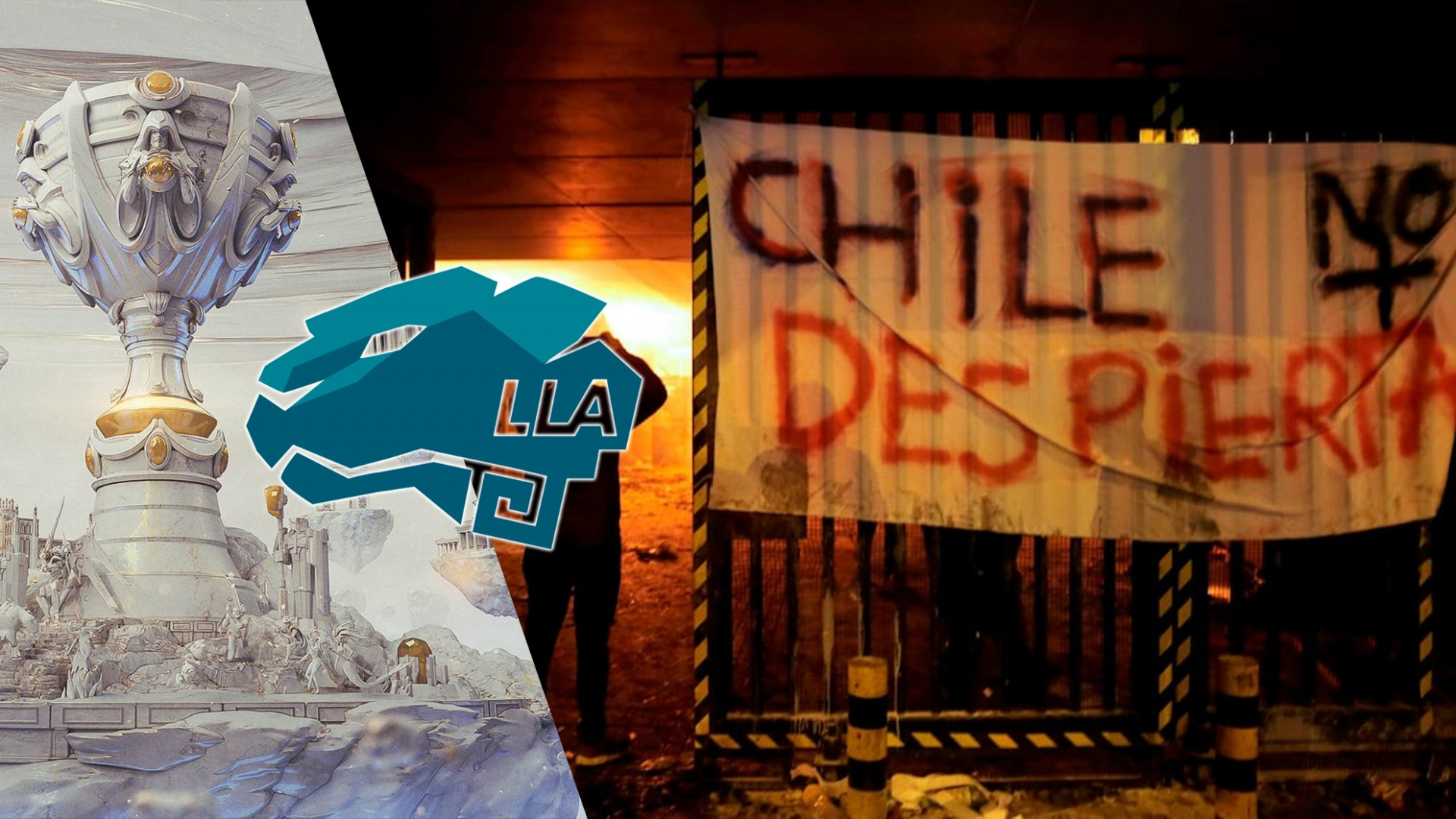 League Of Legends Lol Esports Latinoamerica Cancels Worlds 2019 Broadcast Over Protests In Chile Inven Global