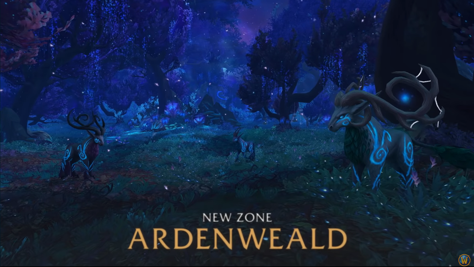 Wow Connected Realms List 2020.Blizzcon 2019 World Of Warcraft Shadowlands Announced New