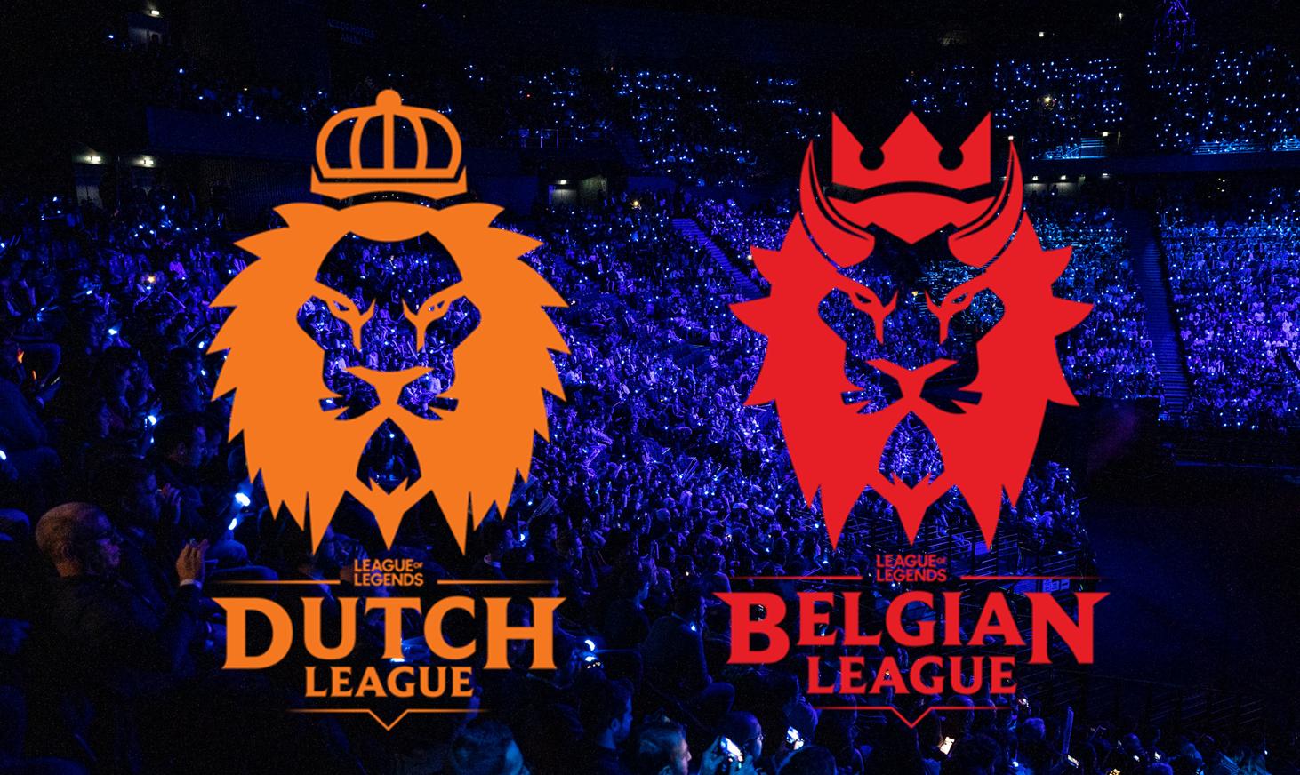 Riot Announces Separate Leagues For Dutch And Belgian League