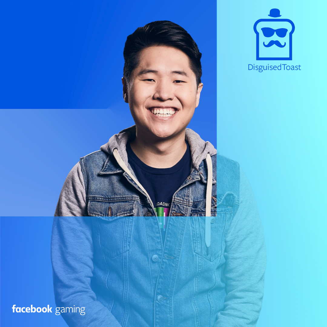 DisguisedToast goes to Facebook Gaming, stream for charity