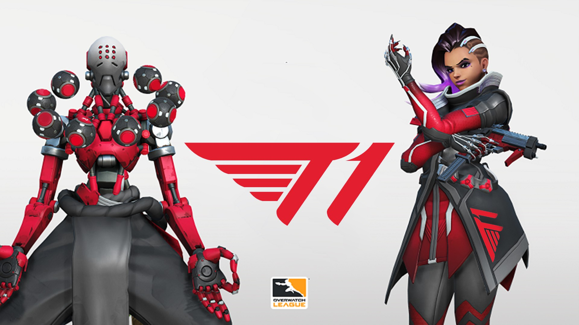 New Overwatch Skins 2020.League Of Legends T1 Will Participate In The Overwatch