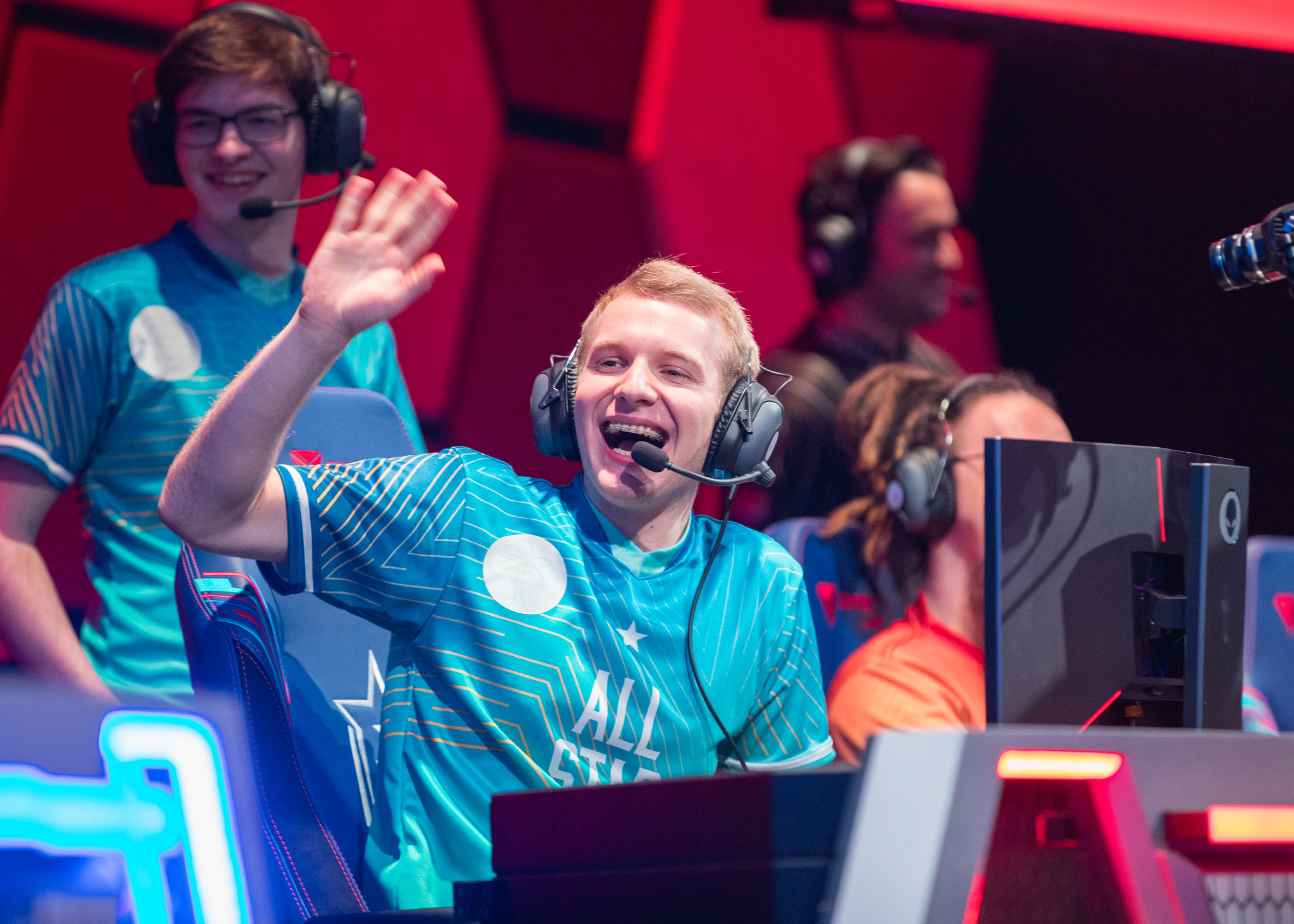 League Of Legends All Star 2019 Jankos On Na Calling Eu