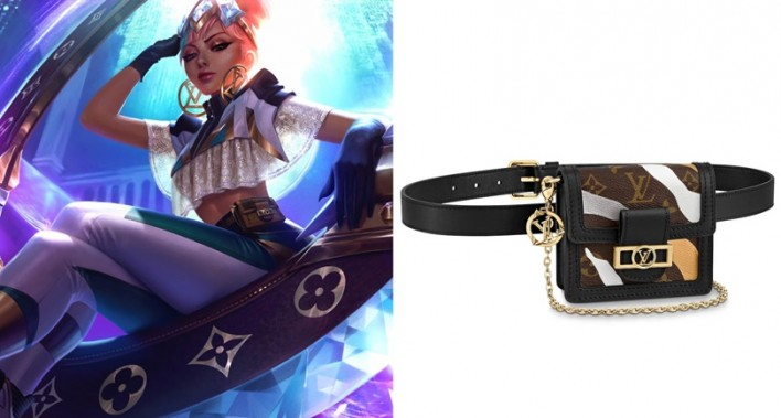 Louis Vuitton is selling League of Legends t-shirts for more than $800