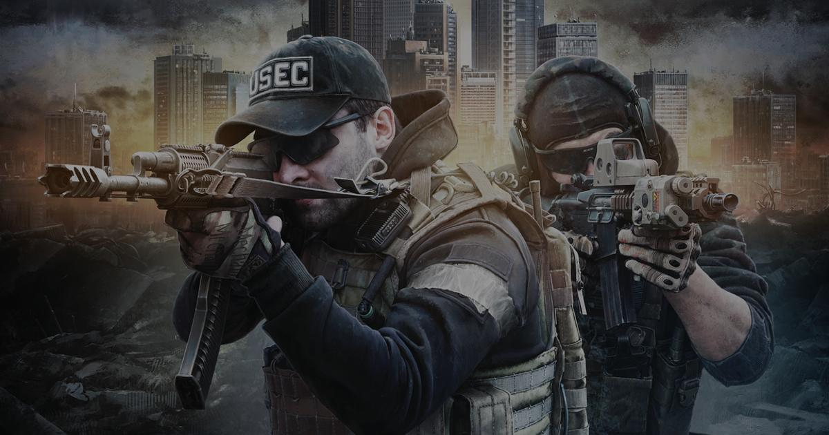 Image result for Escape from Tarkov