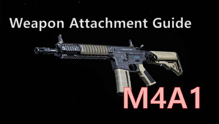 Call Of Duty Modern Warfare The Best And Trending Attachments For The M4a1 Inven Global
