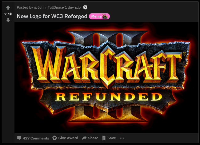 Warcraft 3 Memes Hive