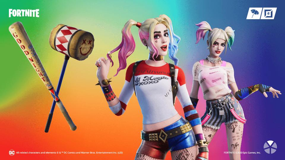 Fortnite Collaborates With Dc Comics Ahead Of Birds Of Prey With