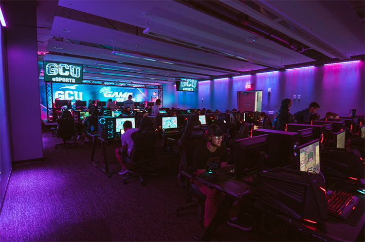 Grand Canyon University Esports In A Majestic Way Inven Global